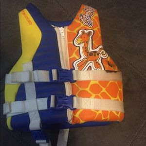 Stearns child life vest 30-50 lbs